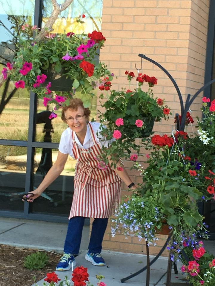 Annual Plant Sale with Peg Young