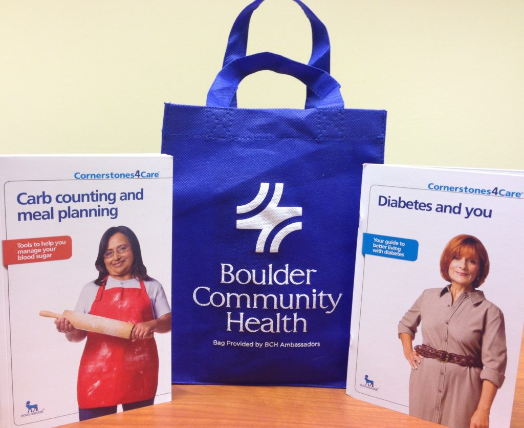 Awarded $680.00 to Clinical Education to purchase bags for diabetic booklets and information that is given to BCH inpatients by the nursing staff. The bags keep all educational materials in one location so it can be easily taken to outpatient educational visits with Diabetic Educators and physicians.